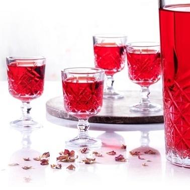 Paşabahçe Timeless Kahve Su Bardak 6 Lı Renkli